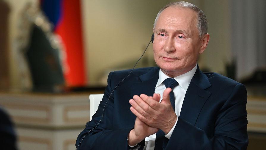 NBC дословно перевела использованную Путиным цитату про лигу сексуальных реформ