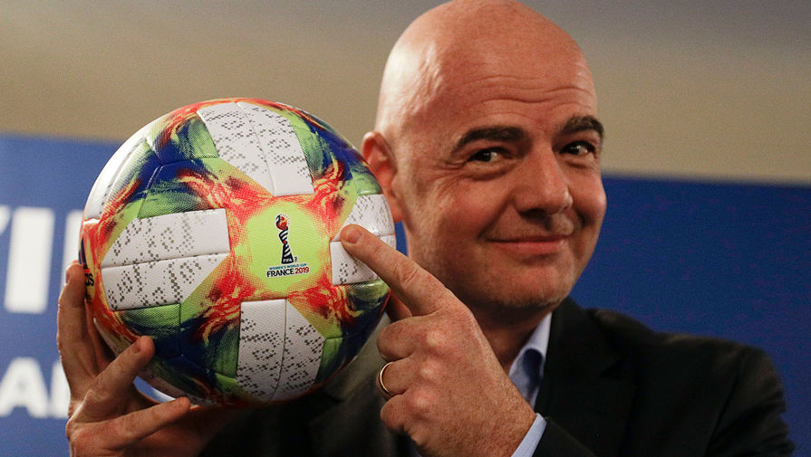ФИФА рассмотрит вариант проведения чемпионатов мира раз в два года