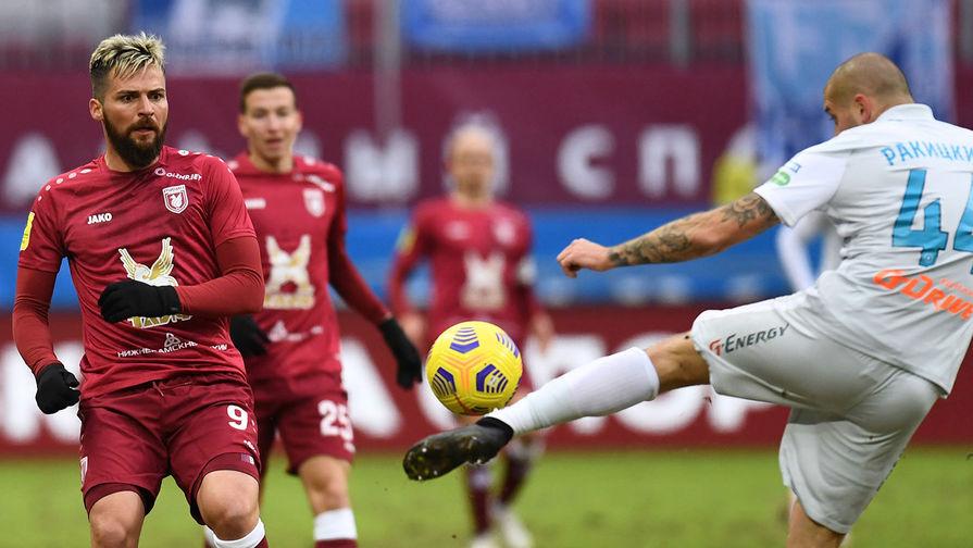 Футболист 'Рубина' Деспотович считает себя лучшим форвардом РПЛ