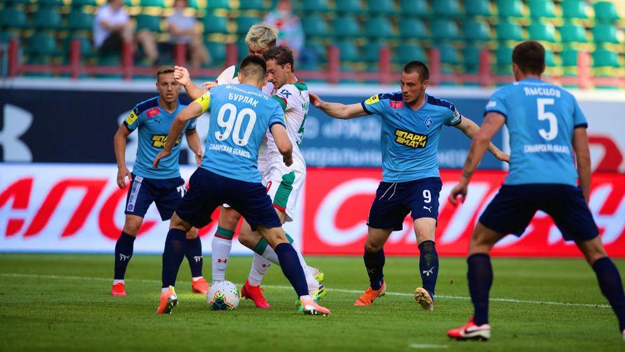 'Крылья Советов заинтересованы в трансфере игрока сборной Белорусии