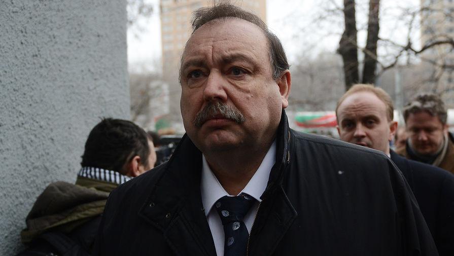Уголовное дело возбуждено после обнаружения патронов в доме Геннадия Гудкова