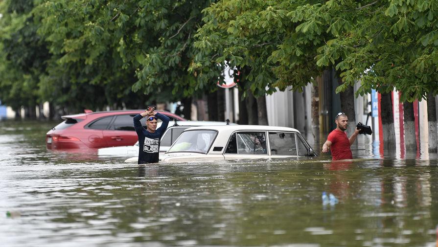 Жителей Крыма предупредили о новых сильных дождях