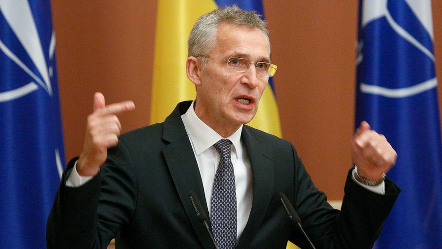 В НАТО приравняли РФ к терроризму и изменению климата в списке главных угроз альянса