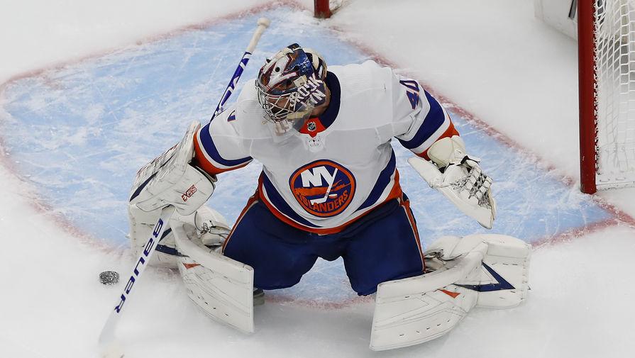 Российские вратари обновили национальный рекорд в этом сезоне НХЛ