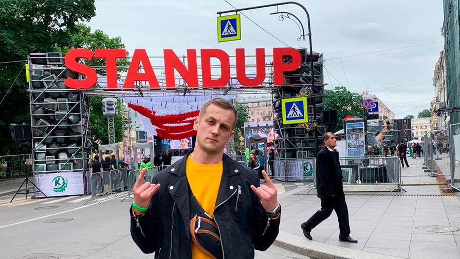 Стендап-комика задержали за хранение наркотиков в Москве