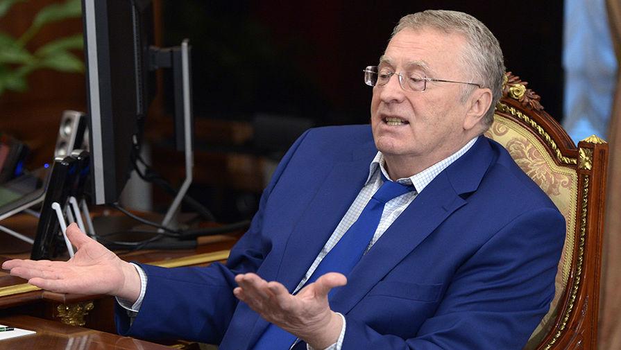 Жириновский высказался об уничтожении Германии как государства