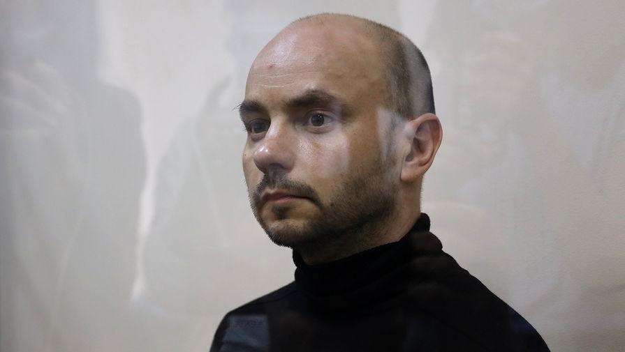 Суд арестовал экс-директора 'Открытой России' Пивоварова