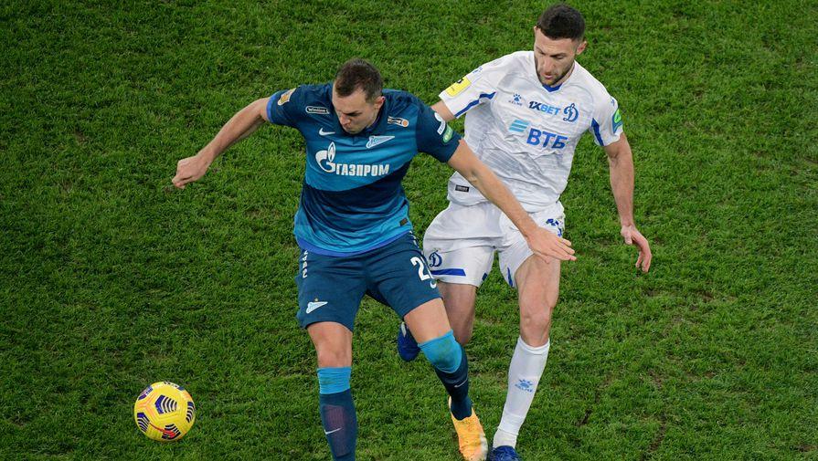 Защитник 'Динамо' Ордец заявил, что сборная России может обыграть датчан