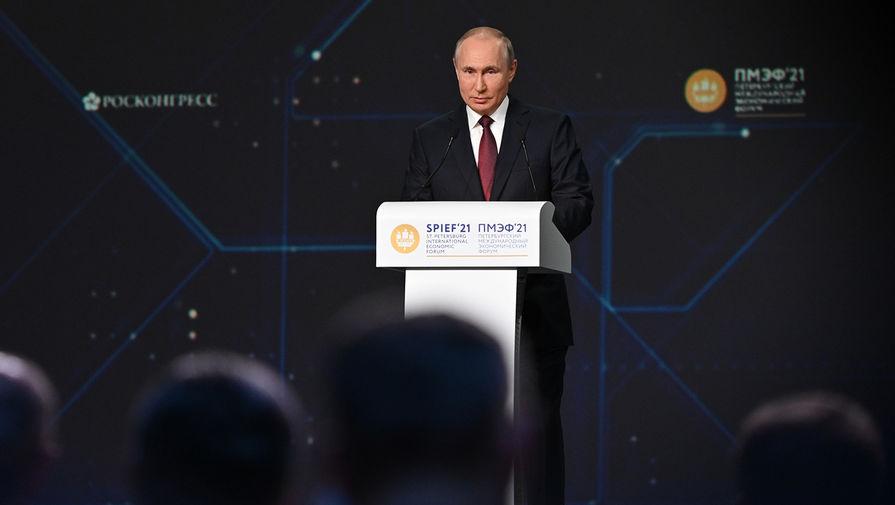 Путин выразил сожаление, что многие россияне пренебрегают антикоронавирусными требованиями