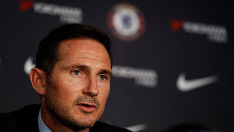 Экс-наставник 'Челси' Лэмпард получил несколько предложений от других клубов