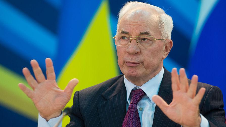 Экс-премьера Украины подозревают в госизмене из-за соглашений о флоте РФ в Крыму