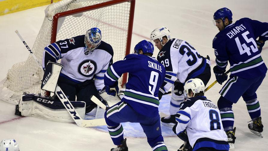 'Ванкувер' обыграл 'Калгари' в матче НХЛ