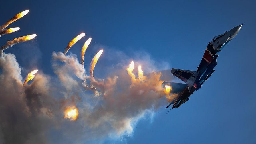 Белоруссия получит четыре истребителя Су-30СМ