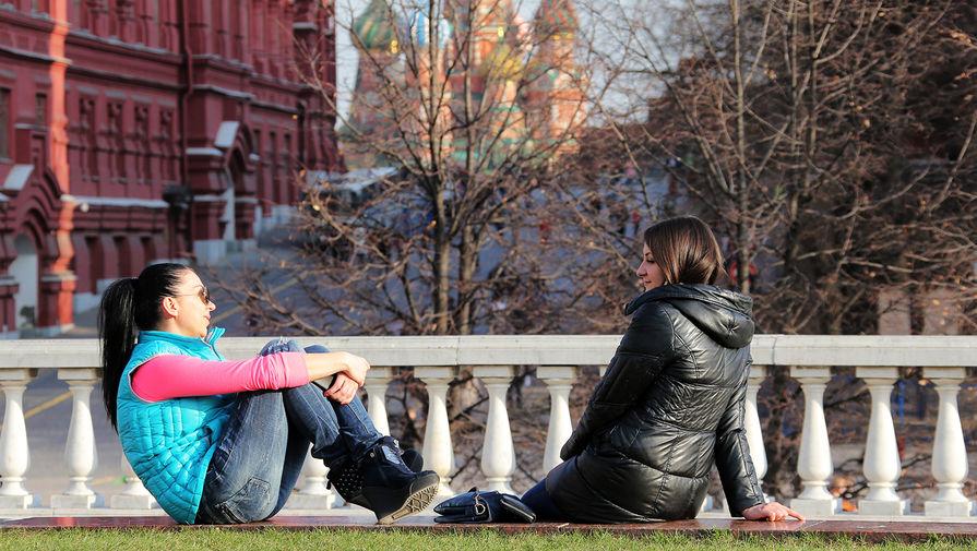 В Москве в понедельник ожидается до +16°С