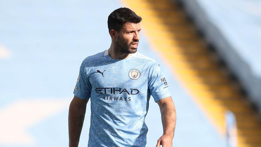 Гвардиола высказался о решении Агуэро покинуть 'Манчестер Сити'