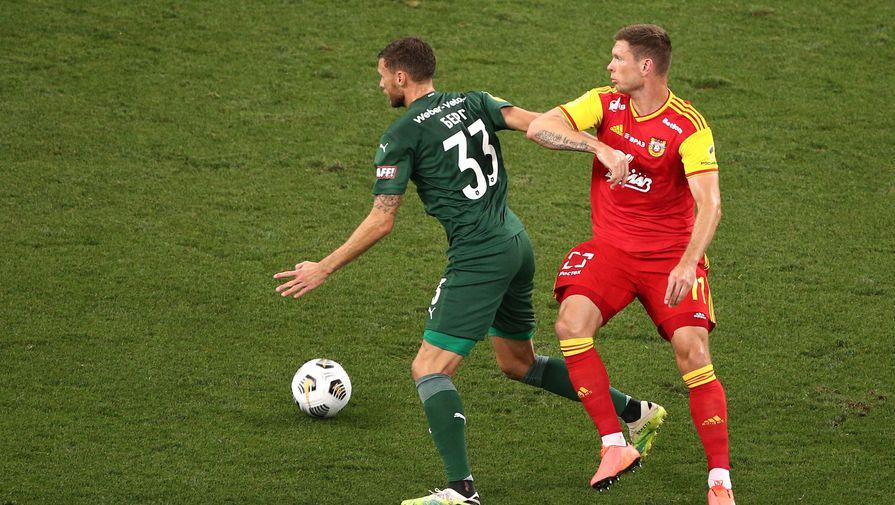 Стали известны стартовые составы 'Арсенала' и 'Краснодара' на матч РПЛ