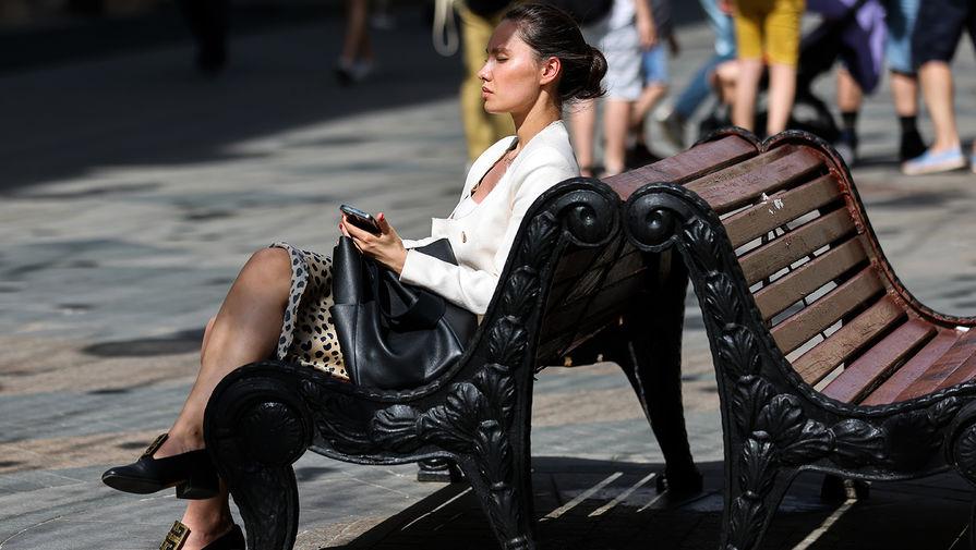Москвичей предупредили об опасной жаре