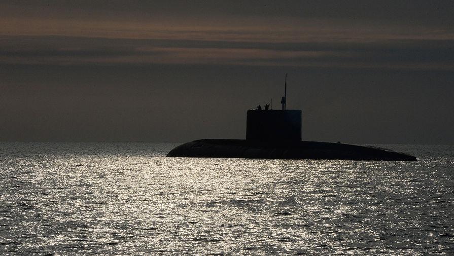 Опубликовано видео всплытия в Арктике трех атомных подлодок ВМФ
