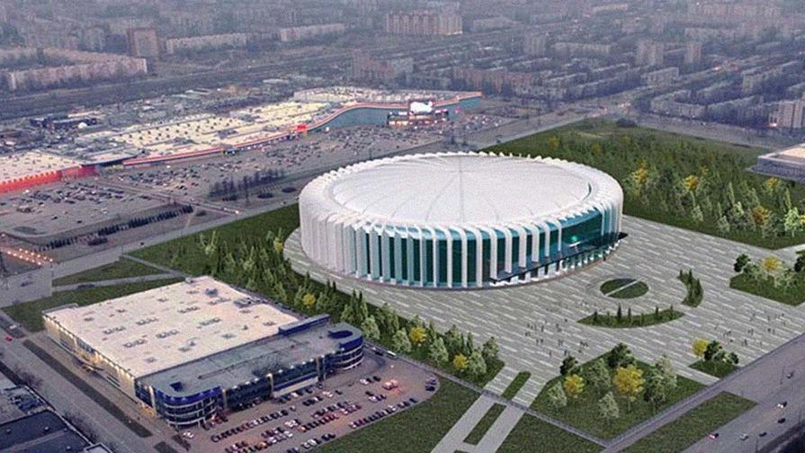 Предварительная стоимость 'СКА-Арены' составляет 37 млрд рублей