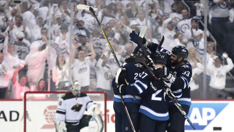 Определились еще две пары плей-офф НХЛ