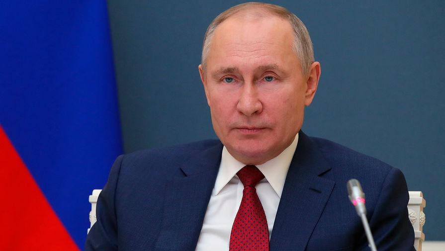 Путин: надо использовать преимущества в космосе для укрепления обороны