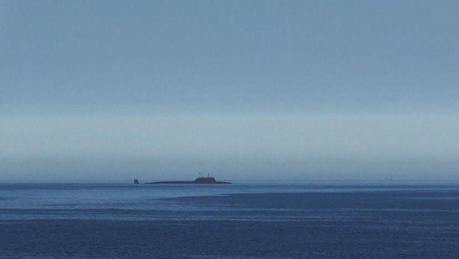 Корабли Северного флота вышли на учения в Баренцево море