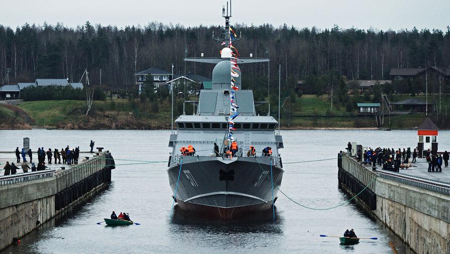 Около десяти стран интересуются российскими кораблями 'Каракурт-Э'