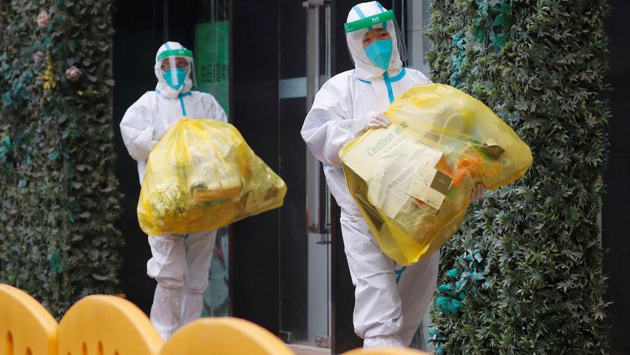 В ВОЗ допустили, что рынок в Ухане не был источником коронавируса