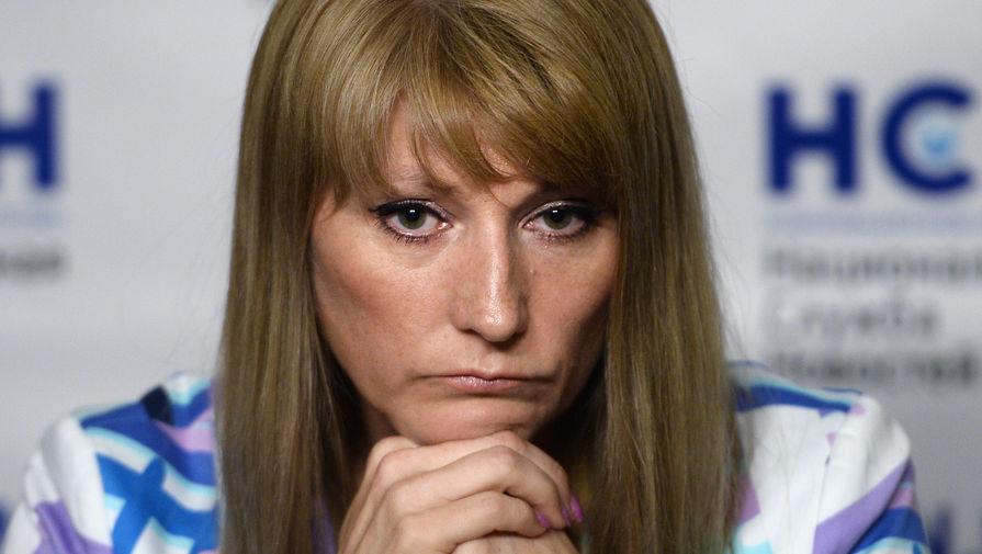 Журова раскритиковала решение УЕФА одобрить форму сборной Украины