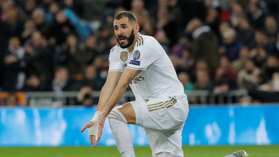 В полуфинале Лиги чемпионов 'Реал' - 'Челси' после первого тайма ничья 1:1