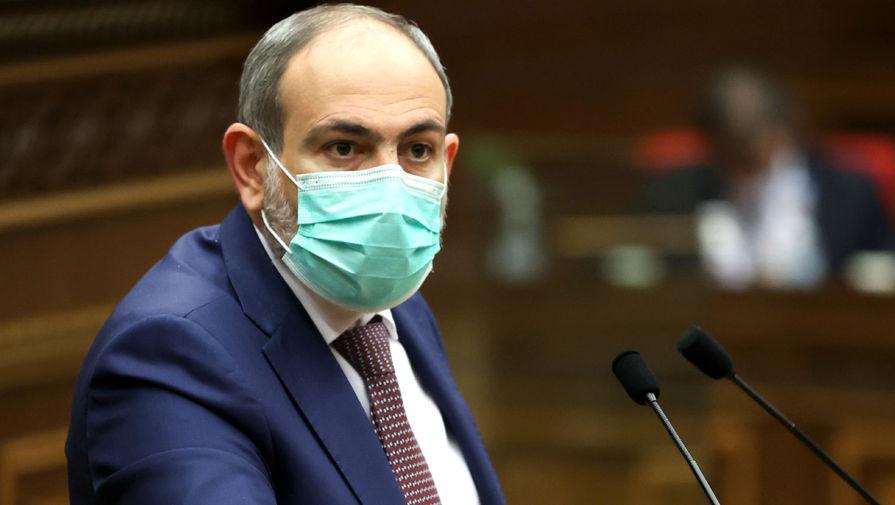 Пашинян объявил, когда уйдет в отставку