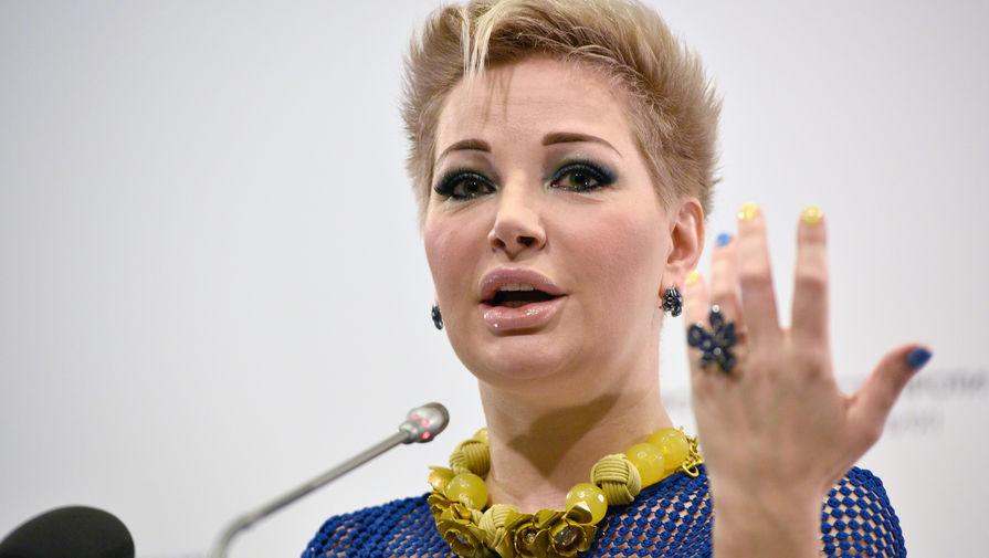 Мария Максакова объяснила свои 'антироссийские' высказывания