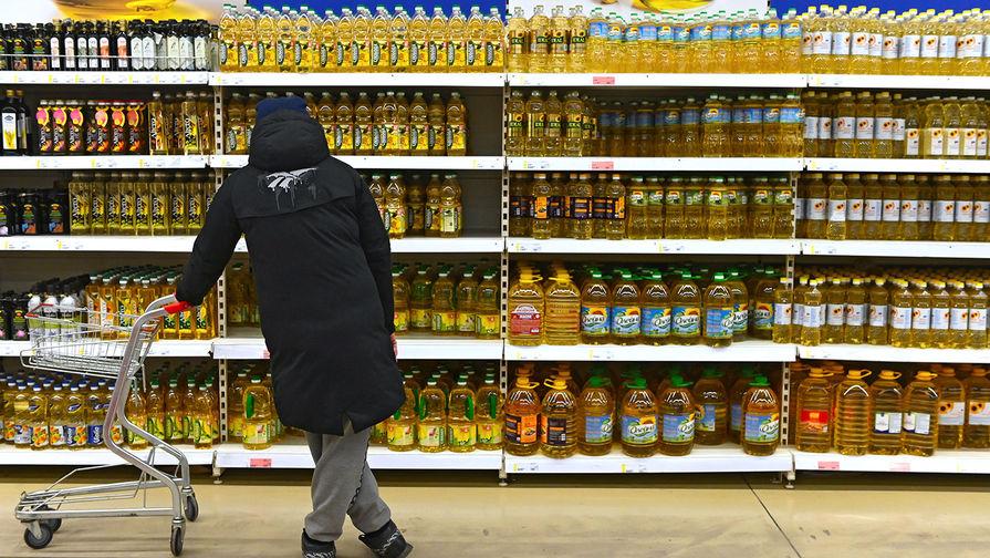 В России одобрили введение пошлины на экспорт подсолнечного масла