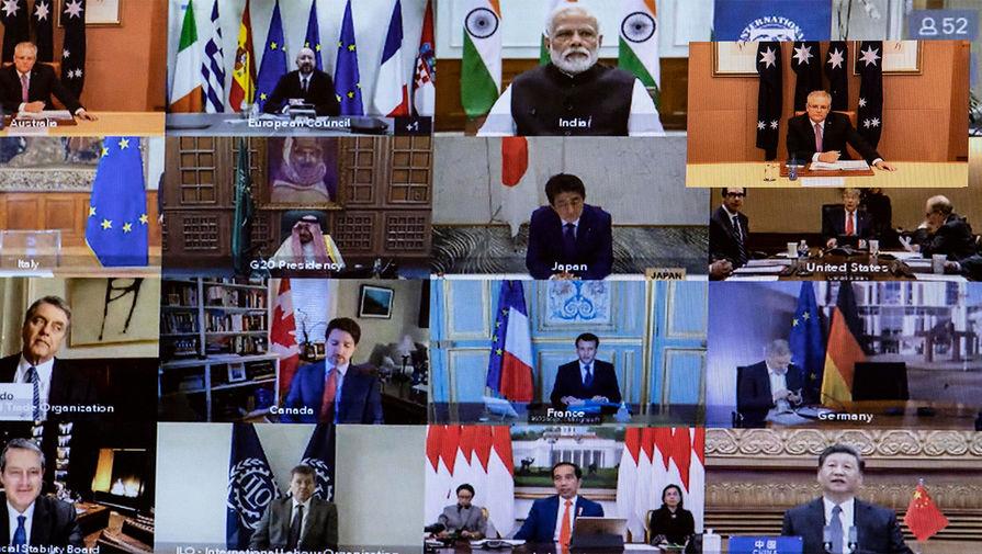 В G20 констатировали улучшение экономической ситуации в мире
