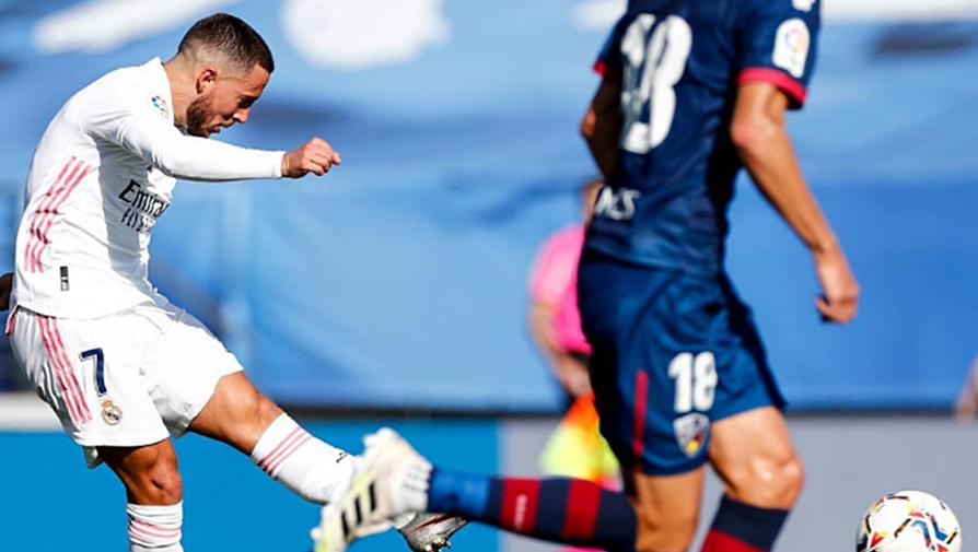 Азар заявил о намерении победить в ответном матче против 'Челси'