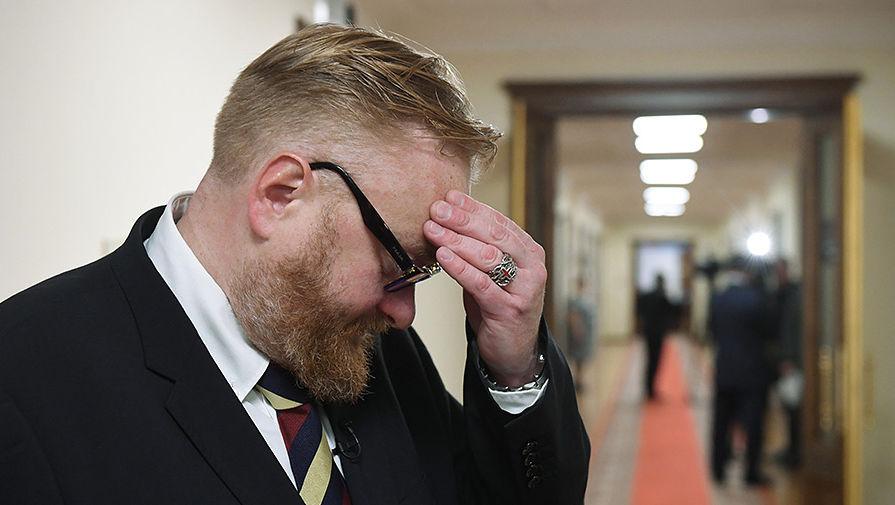 Милонов пожаловался в ФСБ на 'Артдокфест'