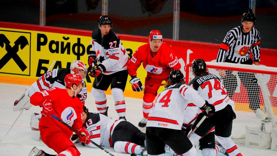 Олимпийский чемпион Прохоров назвал справедливым удаление Тарасенко в матче с Канадой