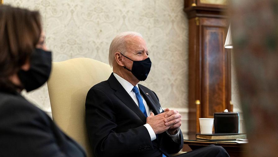 Байден подписал пакет экономических мер на $1,9 трлн