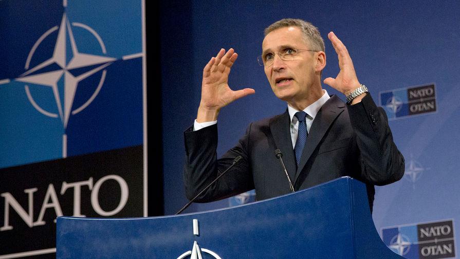 Генсек НАТО заявил о неопределенности в альянсе по 'Северному потоку — 2'