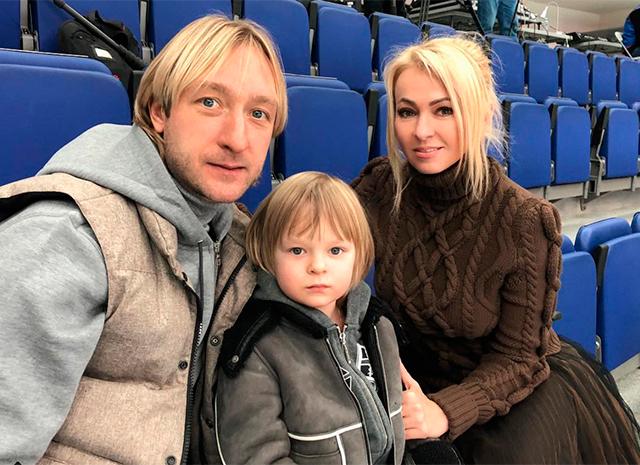 Сын Плющенко выиграл турнир по фигурному катанию