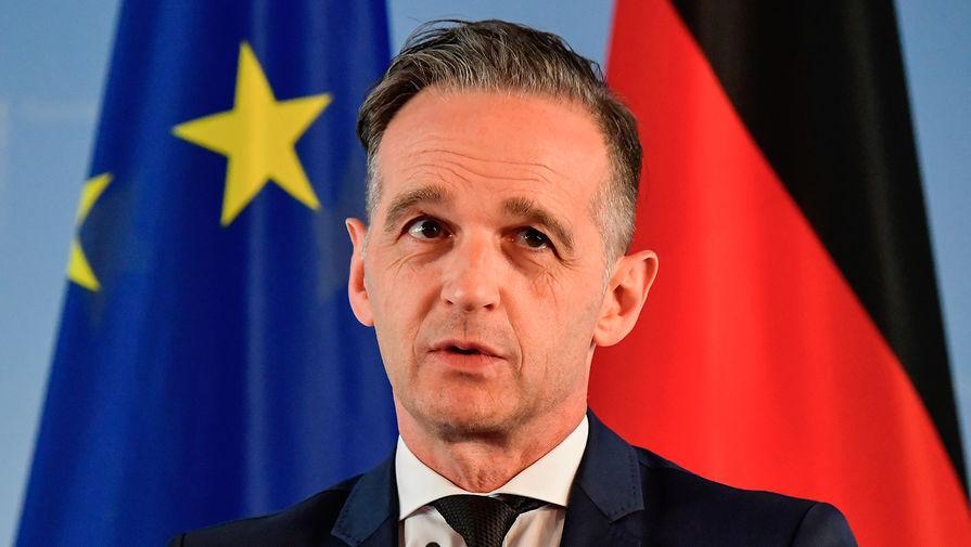 Маас и глава Еврокомиссии обсудили отношения ЕС с РФ