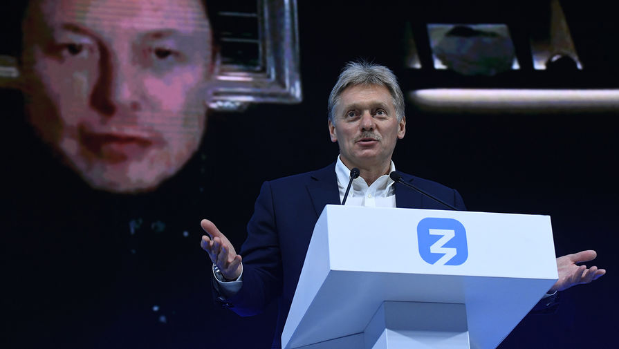 В Кремле оценили обращения российских губернаторов к Илону Маску