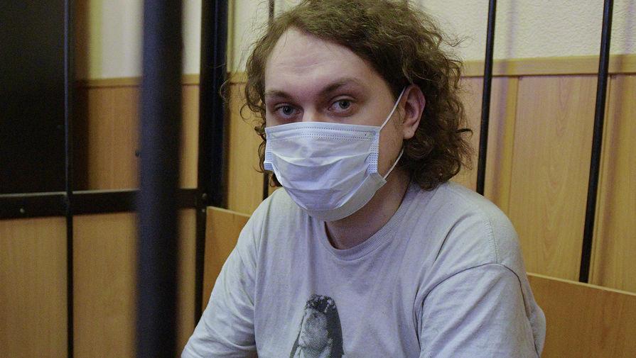 Блогер Хованский признал свою вину частично