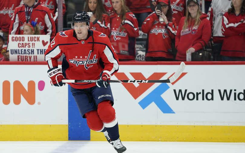 Хоккеист 'Вашингтона' Кузнецов набрал 400-е очко в НХЛ
