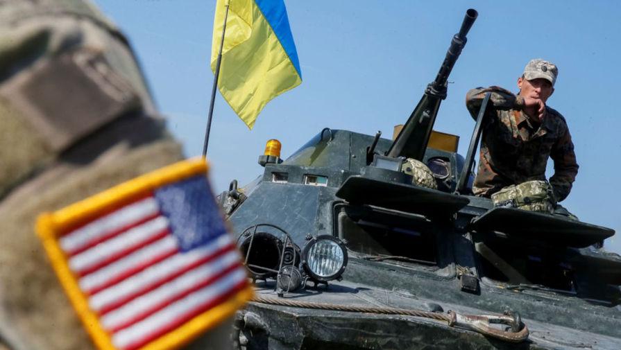США не будут расширять программу подготовки солдат Украины