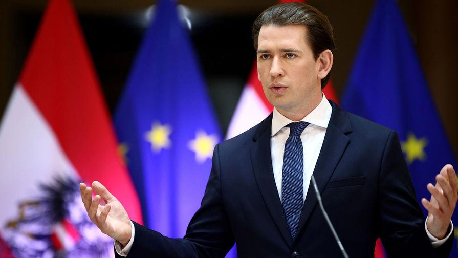 Канцлер Австрии назвал условие для введения санкций ЕС против Белоруссии