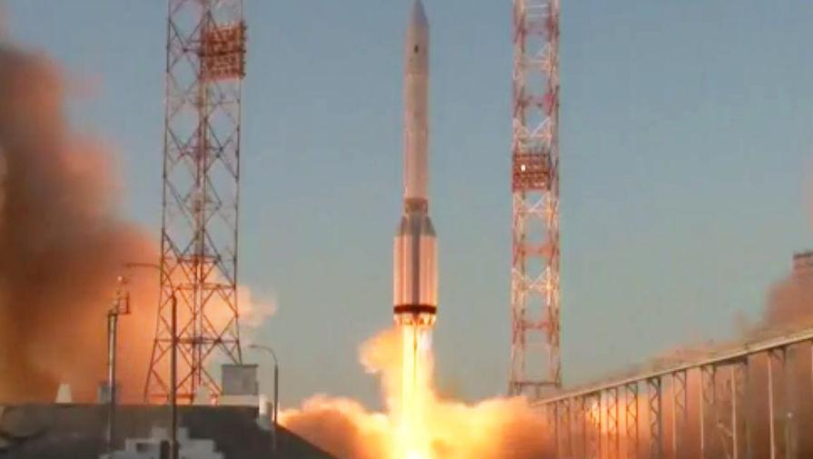 Россия отправила к МКС модуль 'Наука'