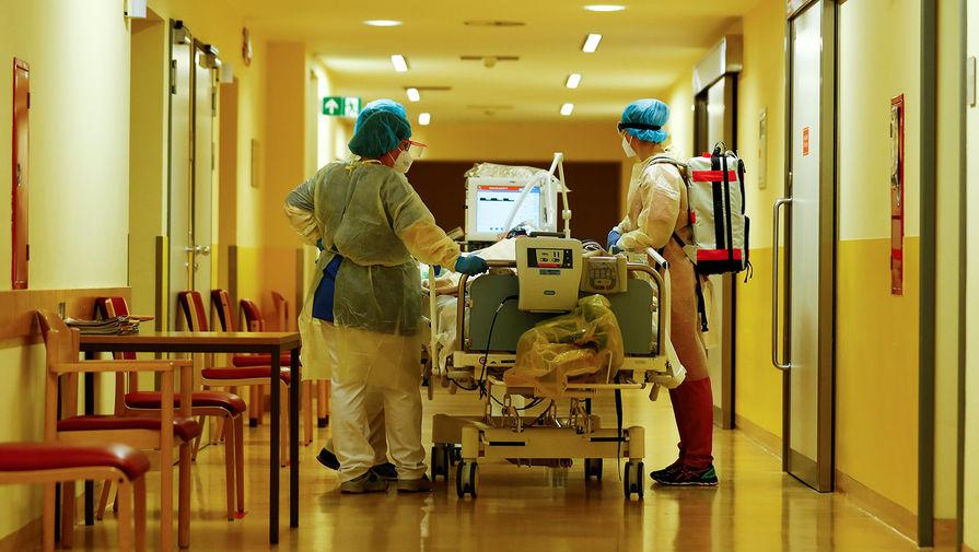 Число случаев коронавируса в Германии превысило 3 млн