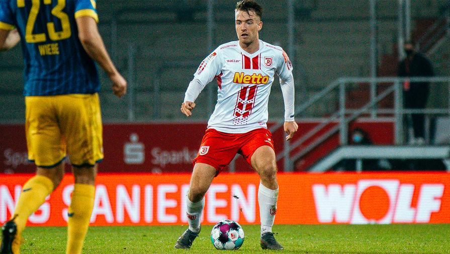 Немецкий футболист Безушков хочет получить российское гражданство