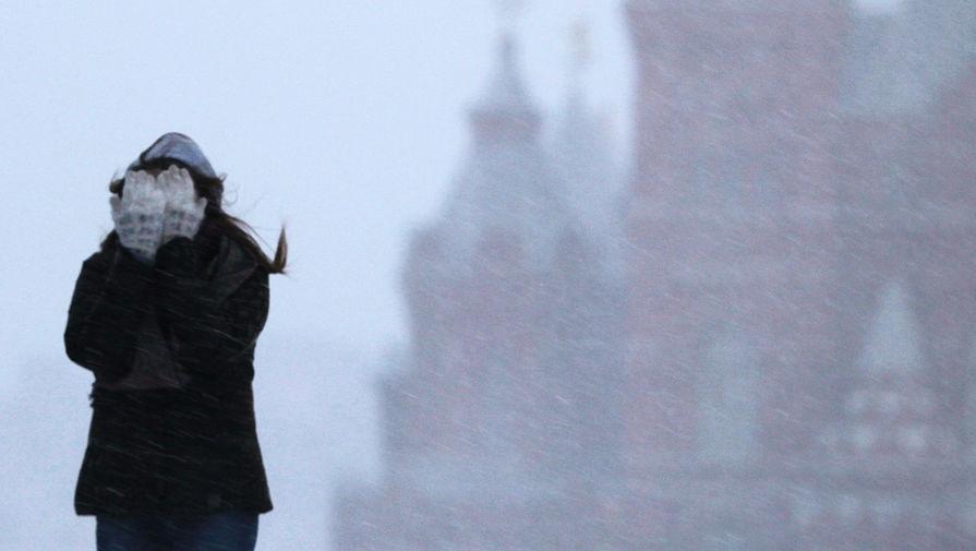 В Москве в четверг ожидается до 3С и мокрый снег